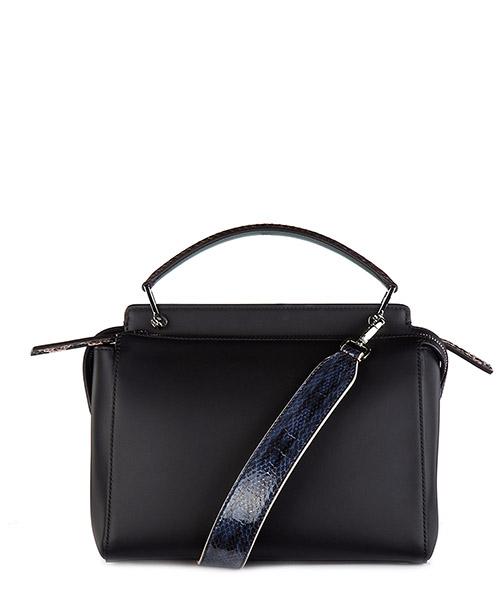 Women's leather handbag shopping bag purse dotcom secondary image