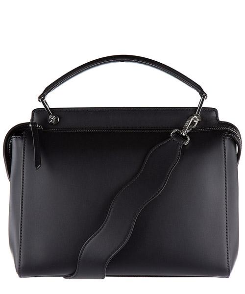 Women's leather handbag shopping bag purse dot com vitello century wave secondary image