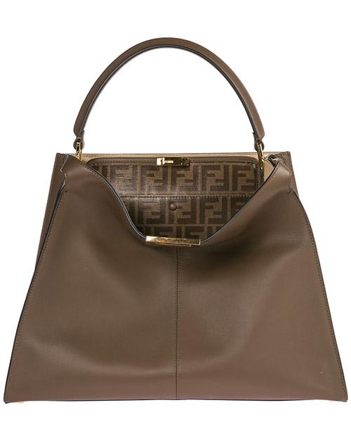 Women's leather handbag shopping bag purse peekaboo x-lite secondary image