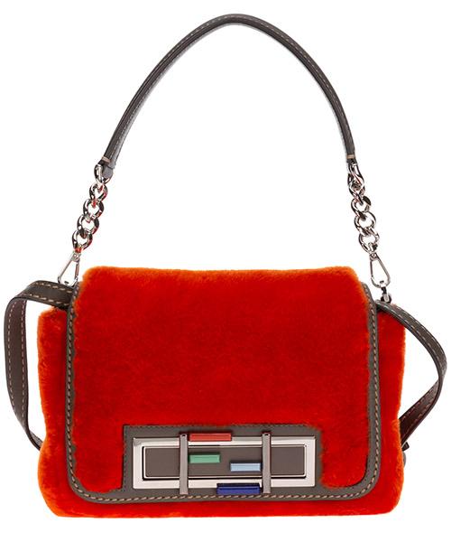 Bolsas de mano Fendi 3 Baguette 8BR7575C1072T rosso