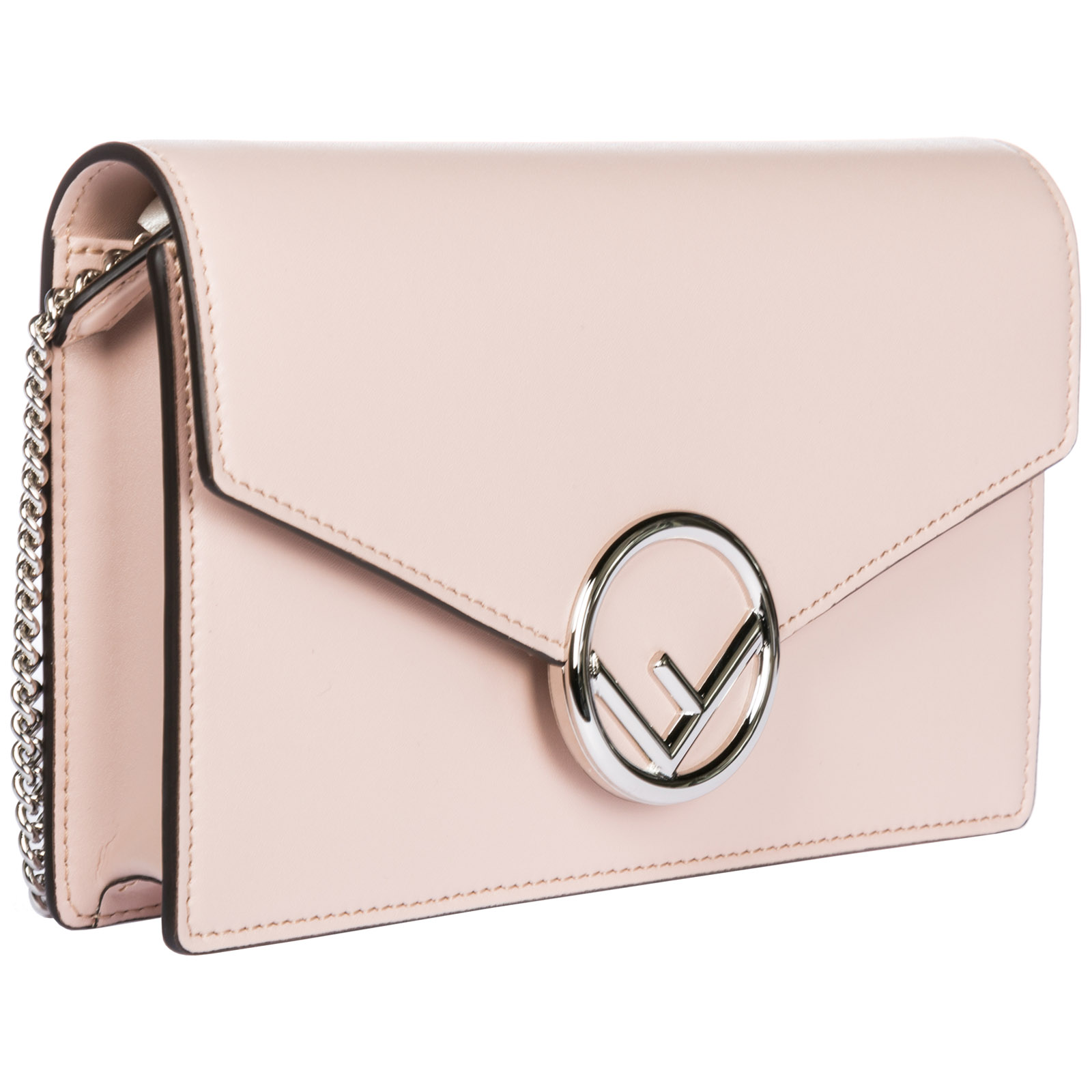 c3949db42b1c ... Women s leather shoulder bag wallet on chain ...
