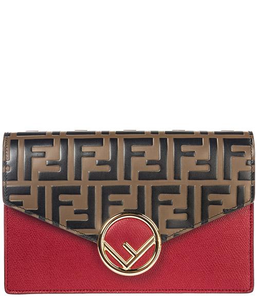 Clutch Fendi 8BS006A6CAF13QI fragola
