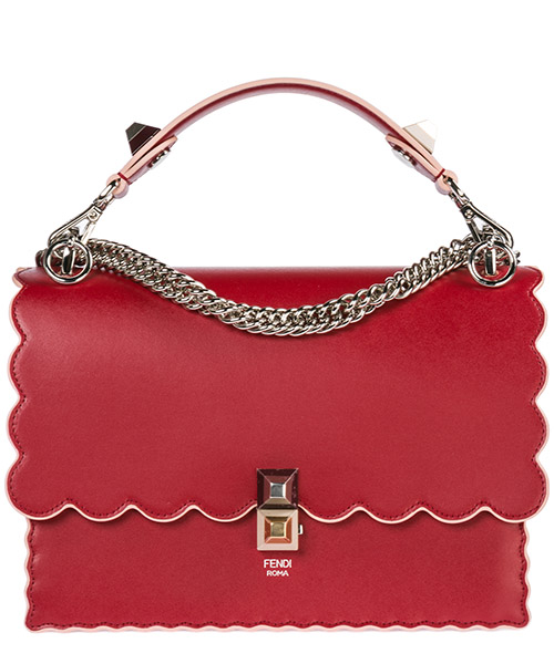 Shoulder bag Fendi Kan I 8BT283A18QF0KMG rosso