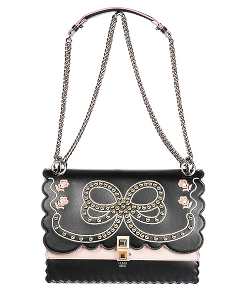 Women's leather shoulder bag kan i secondary image
