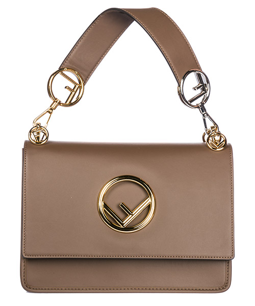 Shoulder bag Fendi Kan I 8BT2842IHF13QG marrone