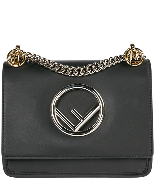 Mini bag Fendi Kan I 8BT286A3QXF0GXN nero