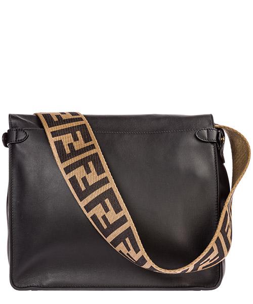 Наплечная сумка женская кожаная flip secondary image