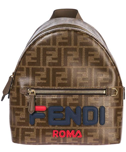 Рюкзаки Fendi 8BZ036A5N7F1562 marrone