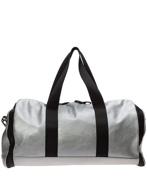 Gym bag Frankie Morello AWFF7171WA27G04AR argento