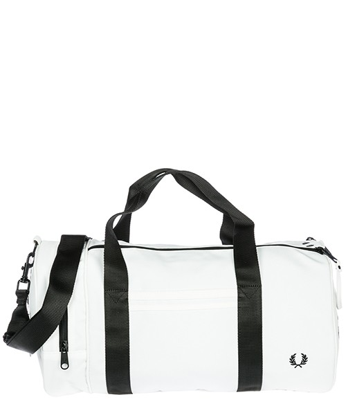 Borsone da viaggio Fred Perry L4200 snow white