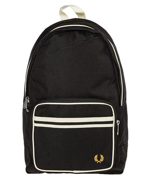 Zaino Fred Perry l6231 nero
