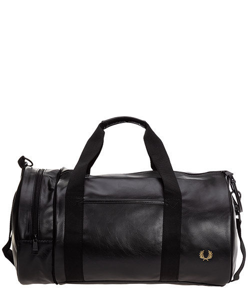 Sporttasche Fred Perry Barrel L7223 nero