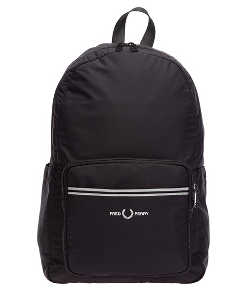 Backpack Fred Perry L9243 nero
