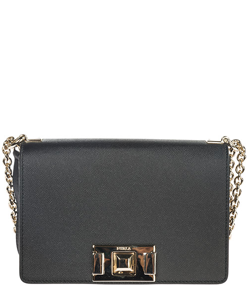 Crossbody bag Furla Mimì mini 1000668 onyx