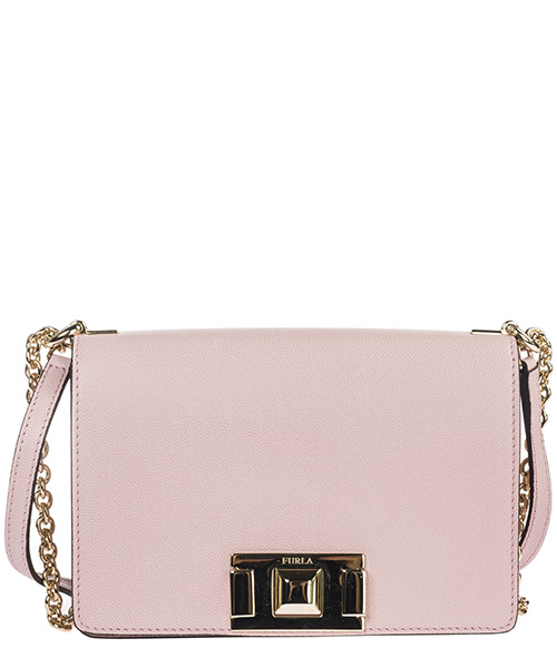Crossbody bag Furla Mimì mini 1000669 camelia