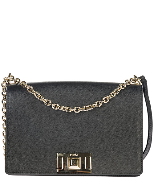 Crossbody bag Furla Mimì 1007404 nero