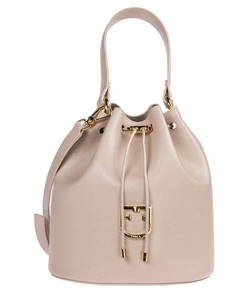 Bucket bag Furla Corona 1007826 rosa