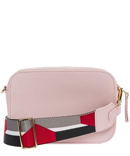 Women's leather cross-body messenger shoulder bag brava secondary image