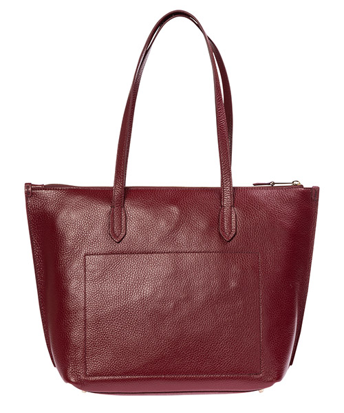 Women's leather shoulder bag luce secondary image