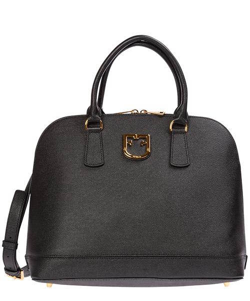 Handbags Furla fantastica 1023662 onyx