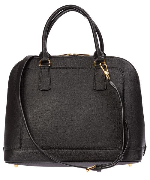 Women's leather handbag shopping bag purse fantastica secondary image