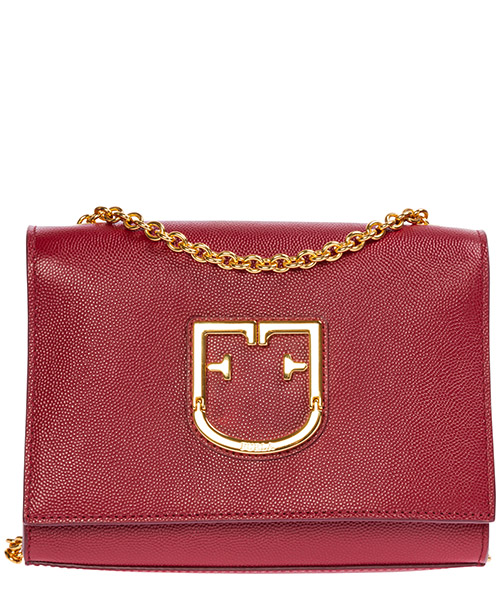 Crossbody bags Furla viva 1026444 ciliegia