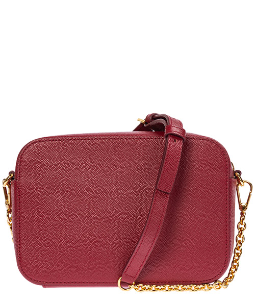 Women's leather cross-body messenger shoulder bag brava secondary image