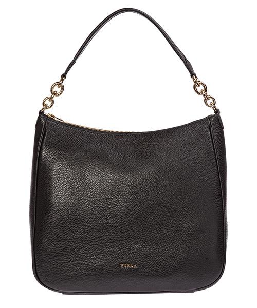 Shoulder bag Furla cometa 1032533 onyx