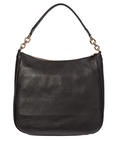 Women's leather shoulder bag cometa secondary image