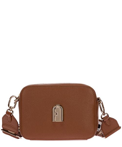 Crossbody bags Furla sleek 1057281 BAHL cognac