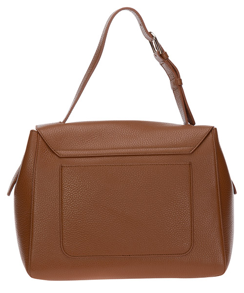 Women's leather handbag shopping bag purse net secondary image