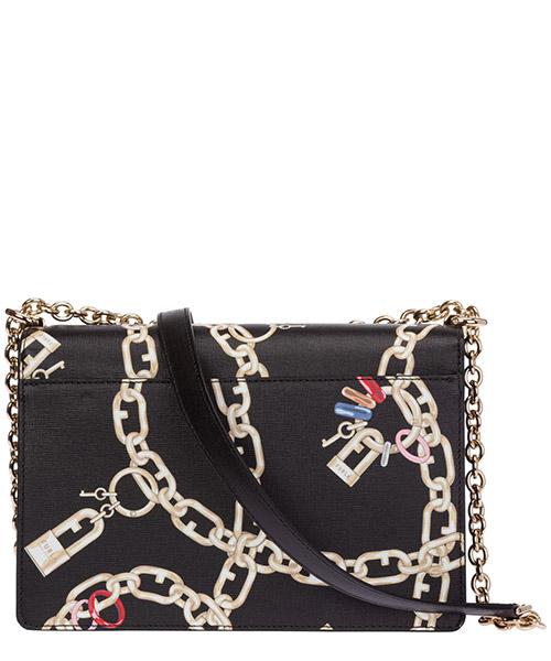Women's leather cross-body messenger shoulder bag 1927 secondary image
