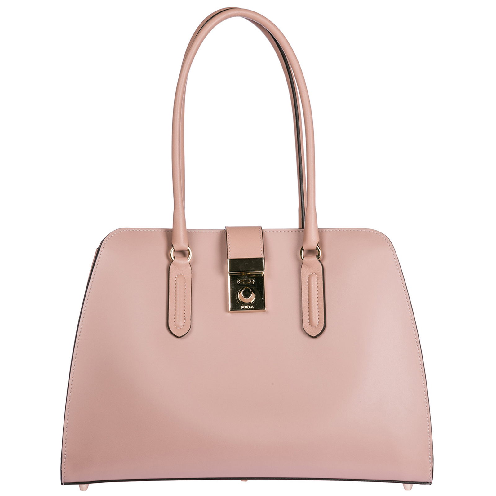 82401250bc1a Shoulder bag Furla Milano 886560 moonstone