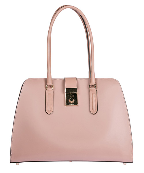 Shoulder bag Furla 886560 moonstone