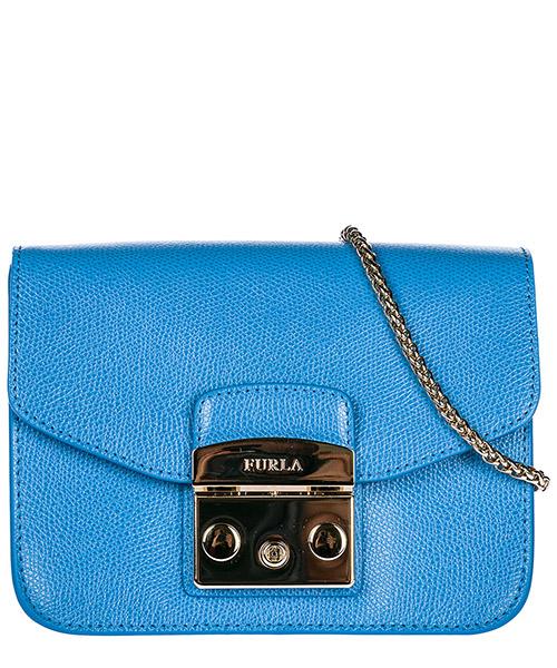 Crossbody bag Furla 914336 celeste