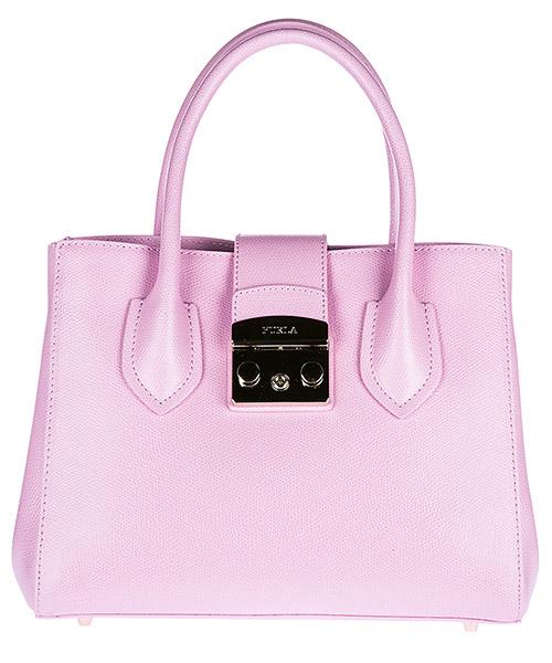 Handbag Furla Metropolis 921177BMN3 rosa