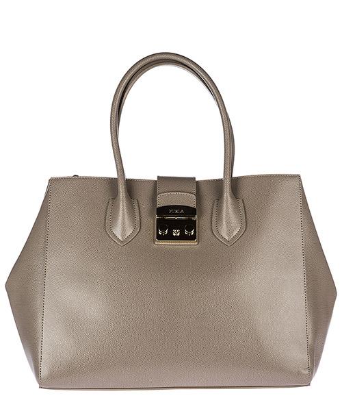 Handbags Furla Metropolis 921242BMN4 grigio