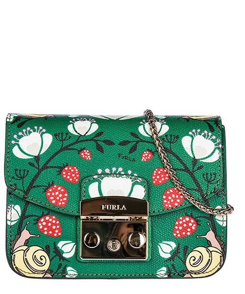 Crossbody bag Furla 941745 smeraldo
