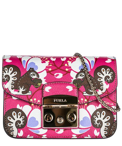 Crossbody bag Furla 941763 rosa