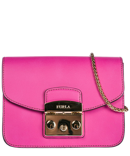 Crossbody bag Furla 941767 rosa