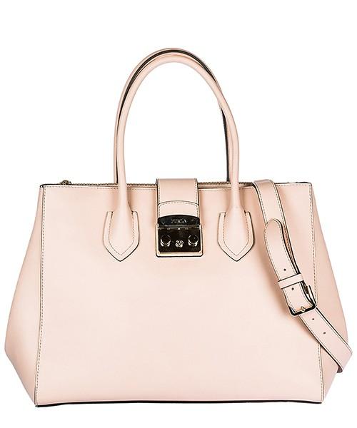 Handbag Furla Metropolis 941896 magnolia