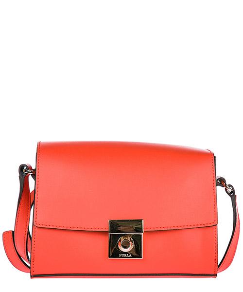 Crossbody bag Furla Milano 942126 mango