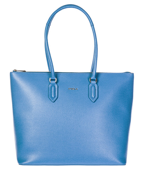 Shoulder bag Furla Piaf Edith 942280 celeste