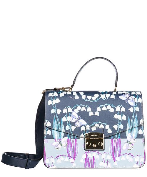 Handtasche Furla Metropolis 962760 blu