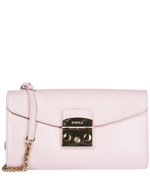 Clutch bag Furla Metropolis 962797 camelia