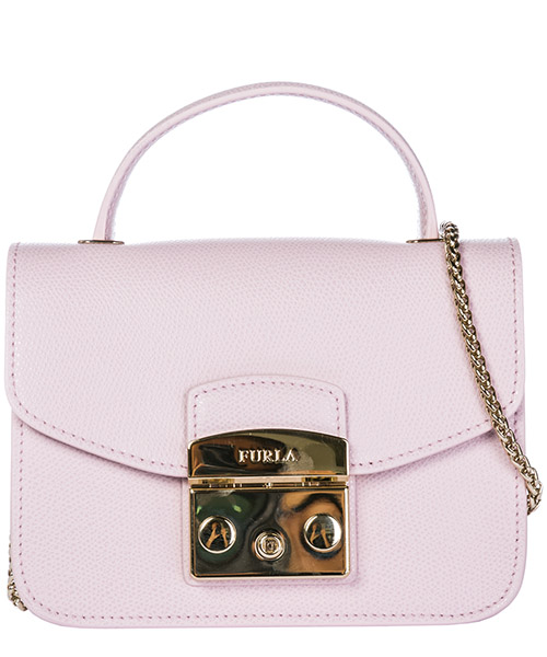 Handbag Furla Metropolis 978136BHD3 camelia