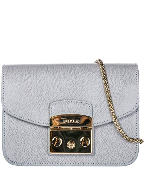 Shoulder bag Furla Metropolis 978168BGZ7 grigio