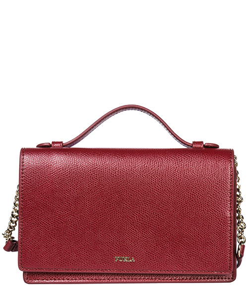 Crossbody bag Furla Incanto 978229ET24 ciliegia