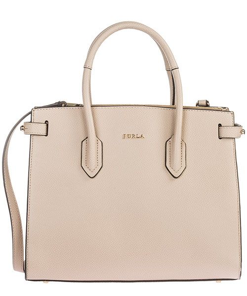 Sac à main Furla Pin 994308 beige