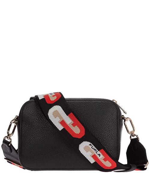 Umhängetasche damen tasche schultertasche messenger leder sleek secondary image